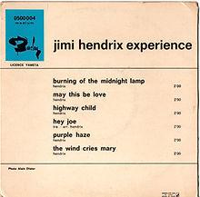 jimi hendrix rotily vinyls
