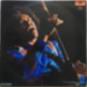jimi hendrix vinyl album LP/in the west mexico 1972
