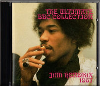 jimi hendrix collector bootlegs cds/the ultimate bbc collection 1967