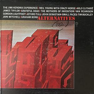 jimi hendrix vinyls albums lp/ alternatives