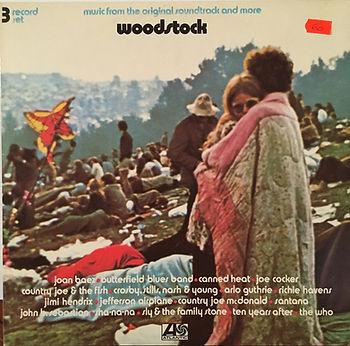 jimi hendrix rotily vinyls/woodstock  3lps germany