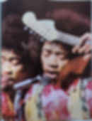 jimi hendrix magazine 1969/rock & folk february 1969