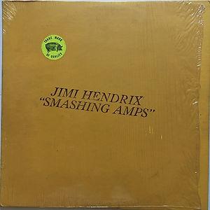 jimi hendrix vinyl bootlegs 1969/smashing amps TMOQ
