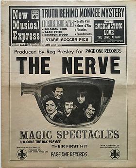 jimi hendrix newspaper/new musical express 9/2/68