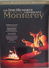 jimi hendrix collector rotily DVD