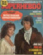 jimi hendrix magazines 1970 / superhebdo august 13,1970