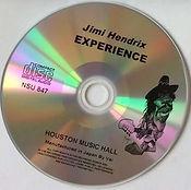 jimi hendrix cds bootlegs / jimi hendrix houston music hall