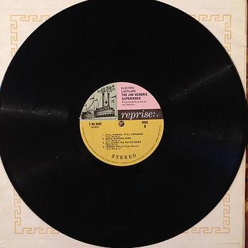 jimi hendrix rotily vinyls/electric ladyland 1968