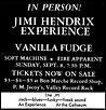 Spokane daily chronicle sept.6,1968 AD concert