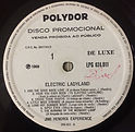 jimi hendrix rotily vinyl/promo brazil 1969