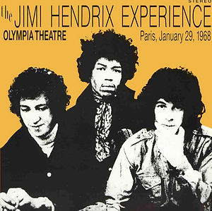 jimi hendrix vinyls bootlegs/paris january 29 1968 live at olympia theatre