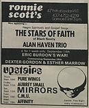 jimi hendrix newspaper 1970 / melody maker: sept.12, 1970 ronnie scott's