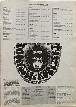 jimi hendrix magazines/pop april 1968