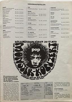 jimi hendrix magazines/pop april 1968