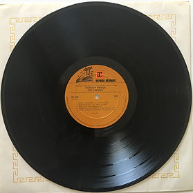 side 1 / rainbow bridge canada / jimi hendrix album vinyl 1972