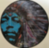 jimi hendrix bootlegs albums/lp vinyls / axis out takes volume 1 picture disc /radioactive