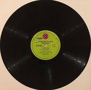 jimi hendrix rotily vinyls collector.banda de gitanos 1970 argentina