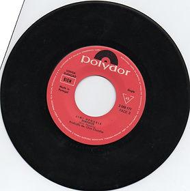 jimi hendrix vinyls singles/side2 remember / portugal 1971