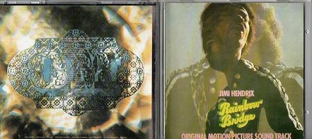 jimi hendrix bootlegs cd /jimi hendrix rainbow bridge