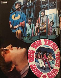 jimi hendri collector magazine /rave december 1967