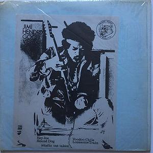 jimi hendrix bootleg vinyl album TMOQ
