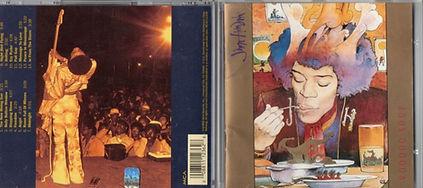 jimi hendrix cd collector/ voodoo soup  mca usa