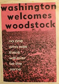 jimi hendrix woodstock film/ 1970