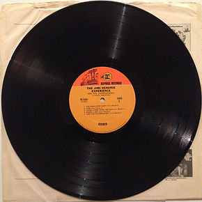 jimi hendrix collector vinyls lp /are you experienced 2nd edition usa 1968