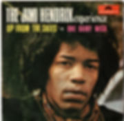 hendrix rotily singles collectors  up from the skies-one rainy wish  1968 spanish
