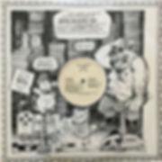 jimi hendrix vinyls bootlegs 1970/ alive tmoq multicolored