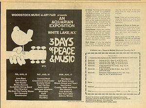 jimi hendrix newspaper 1969 /new arbor argus 69