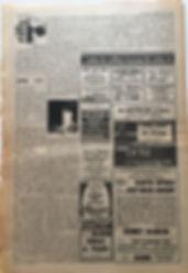 jimi hendrix newspaper/the village voice june 21-17 1968 pop eye