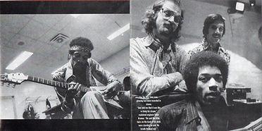 jimi hendrix bootlegs cds 1969/talent & feeling vol.2