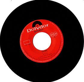 jimi hendrix collector vinyls singles/side A changes polydor japan 12/1970