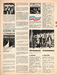 jimi hendrix collector magazines/les rockers N°4/burning of the midnight lamp 1967