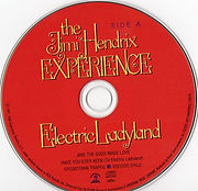 jimi hendrix collector cd/electric ladyland 1997 japan