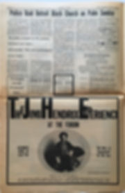 jimi hendrix newspaper 1969/los angeles free press april 4 1969 AD concert