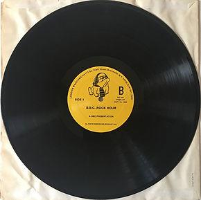 jimi hendrix vinyls radio show / london wavelenght : side 1 / the jimi hendrix special version b