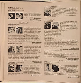 jimi hendrix vinyls albums lps 196/the 1969 warner songbook