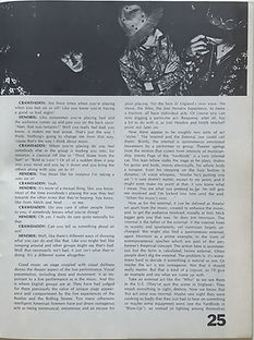 jimi hendrix magazine/crawdady may 1968