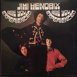 jimi hendrix vinyl rotily/are you experienced  box