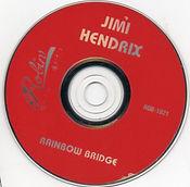 jimi hendrix bootlegs cd /jimi hendrix rainbow bridge /  red robin
