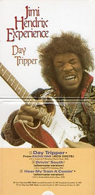 jimi hendrix cd collector/ day tripper usa