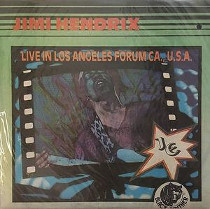 jimi hendrix booleg vinyl album/jimi hendrix april 26 1969/black panther