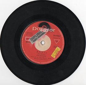 jimi hendrx collector singles vinyls/angel uruguay