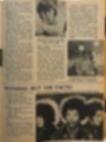 jimi hendrix collector magazines/teen date book february 1968