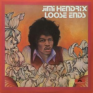 jimi hendrix vinyl album lp/loose ends / australia 1974
