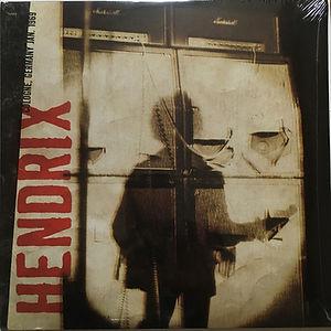 jimi hendrix bootleg lp album vinyl/hendrix live in cologne dagger records 2011