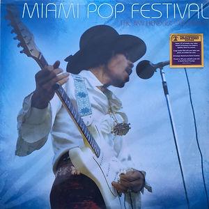 jimi hendrix family edition/miami pop festival / lp