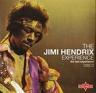 jimi hendrix collector / box set disc 3 : the last experience